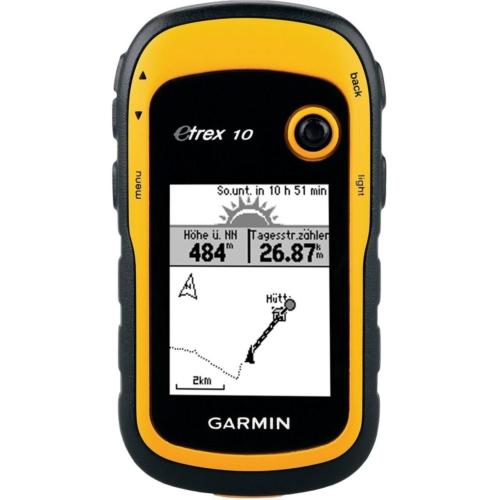 جی پی اس گارمین مدل Garmin eTrex 10 GPS