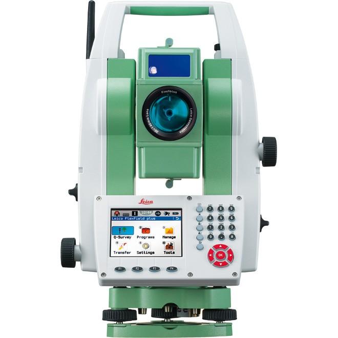 توتال استیشن لایکا مدل Leica TS09 plus 3s R1000